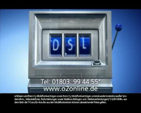 Und wenn man ganz viel Glück hat, gibt es sogar DSL…