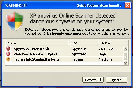 Jede Menge hochgefährlicher Windows-Spyware auf einem Linux-System…