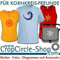Für Kornkreis-Freunde – CropCircleShop – Bücher, Fotos, Diagramme, Accesoires