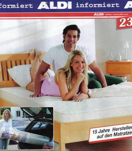 Scan aus der Aldi-Werbung
