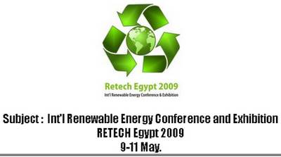 Retech Egypt 2009