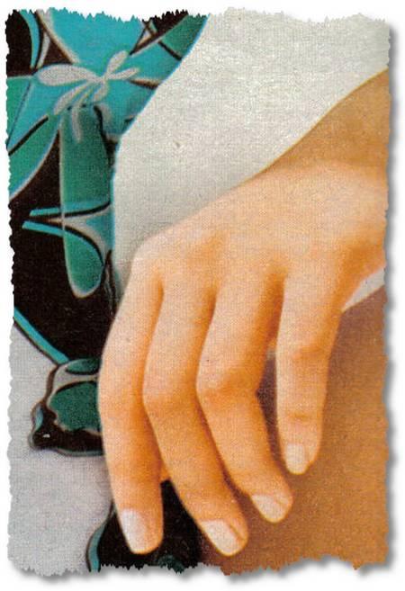 Frankensteins Hand in der Freizeitwoche, Beispiel 2