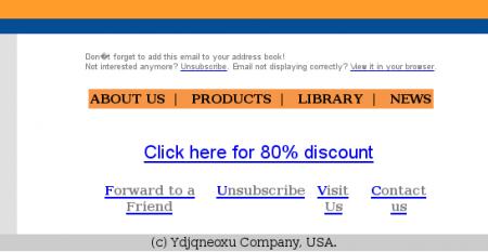 Ydjqneoxu Company