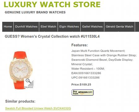 Luxury Watch Store – Genuine Luxury Brand Watches.