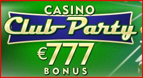CASINO Club-Party €777 Bonus