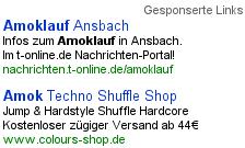 Amok Techno Shuffle Shop