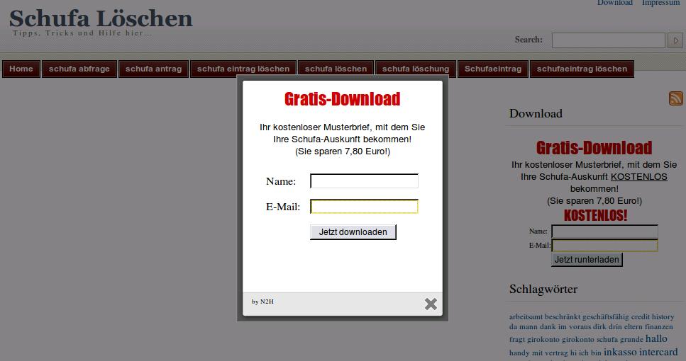 Download Unser Täglich Spam