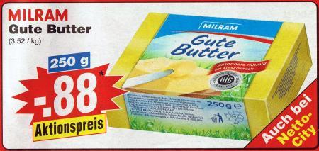 Gute Butter
