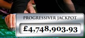Progressiver Jackpot