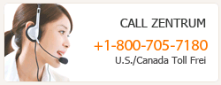 CALL ZENTRUM U.S./Canada Toll Frei