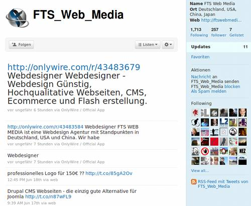 Screenshot FTS_Web_Media