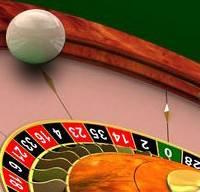 Detail: Die Roulettekugel