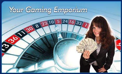 Detail aus der Website des betrügerischen Casinos
