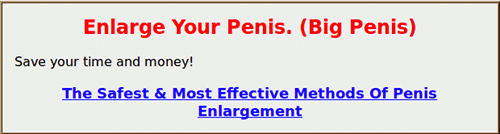 Enlarge Your Penis. (Big Penis) Save your time and money! The Safest & Most Effective Methods Of Penis Enlargement