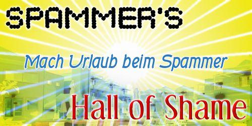 Spammer's Hall of Shame: Avantis Suite Hotel, Evia island, Griechenland