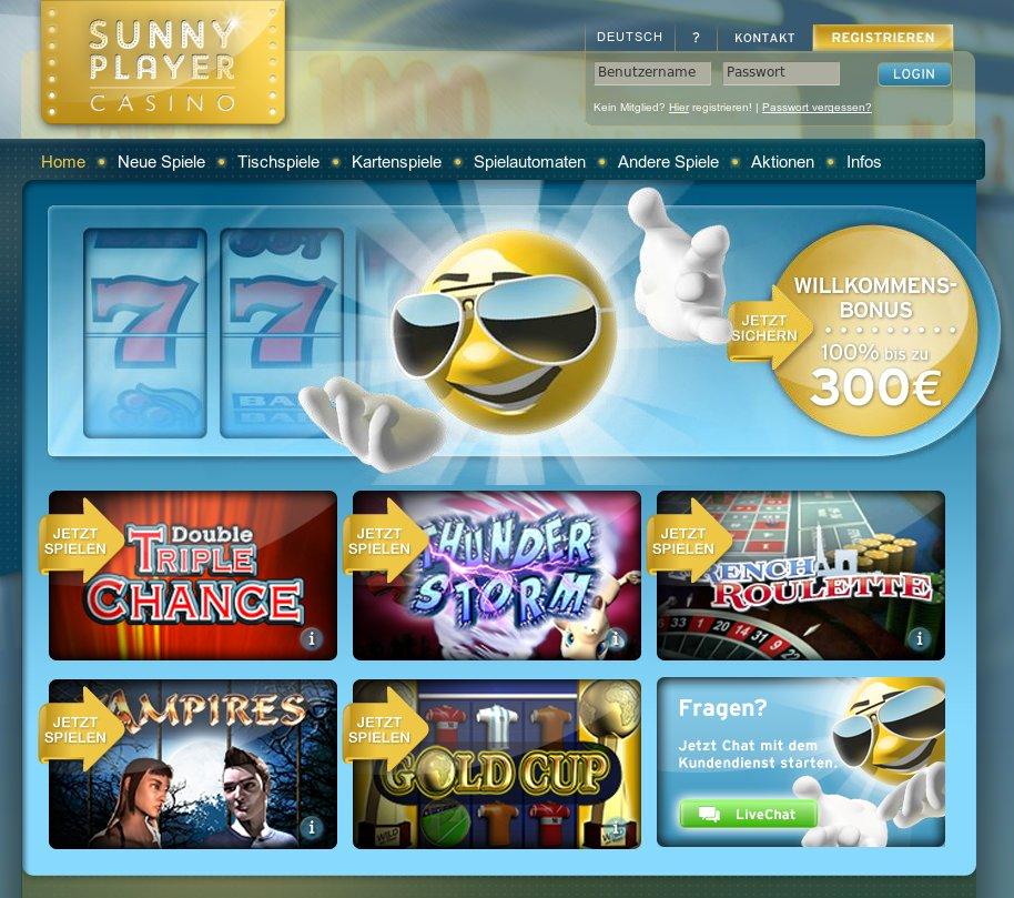 casino werbung spam