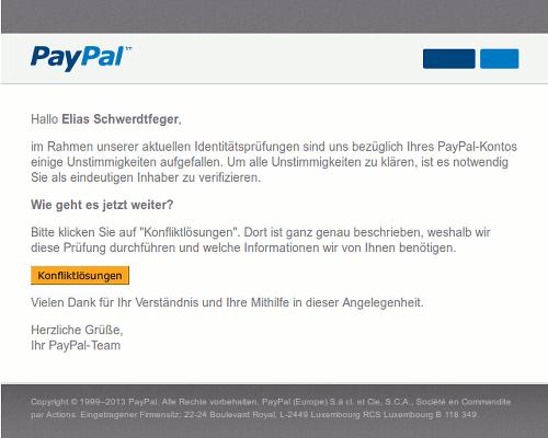 wie geht paypal