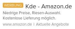 amazon-KDE