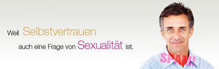 Eingebettete Grafik mit dem Text: Weil Selbstvertrauen auch eine Frage der Sexualität ist