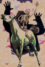 Der Tod als apokalyptischer Reiter