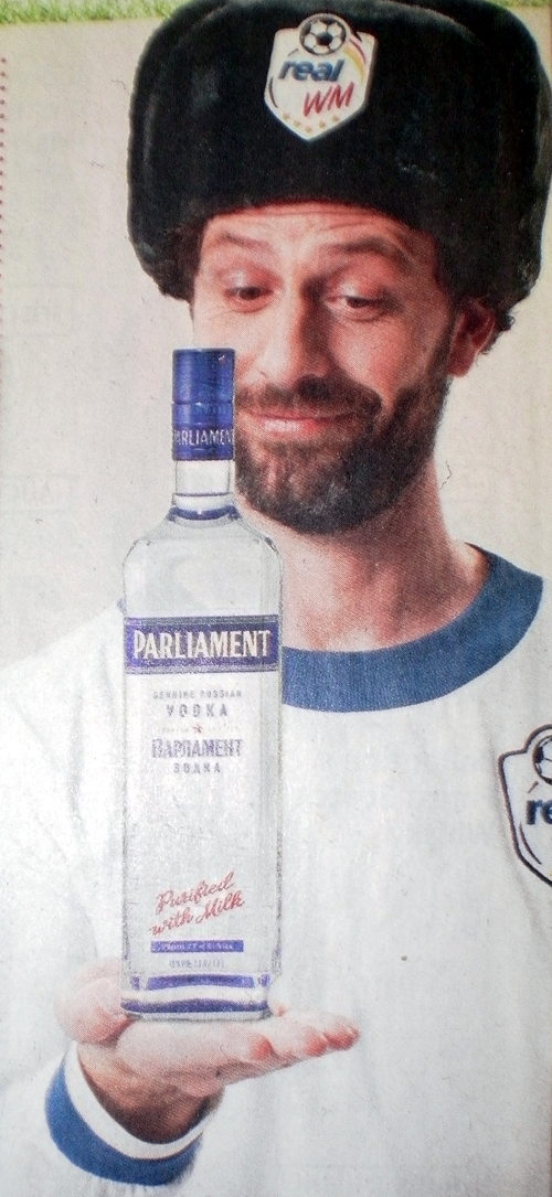 Parliament Wodka