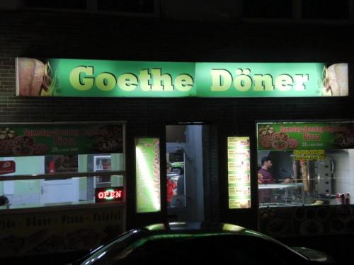 Goethe-Döner