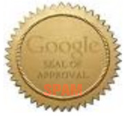 Detail aus dem PDF: Google Seal of Approval